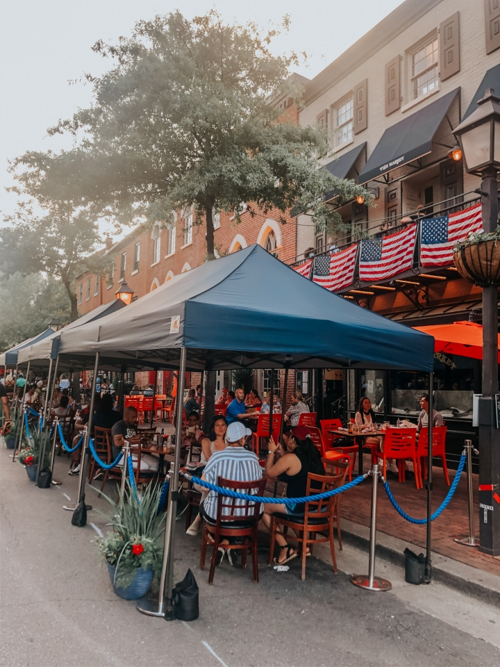 Where to Eat in Old TownAlexandria
